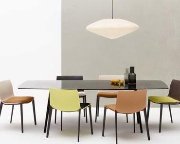 Tischsystem Meety von Arper