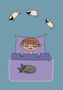 Schlaf und das Risiko zu erkranken