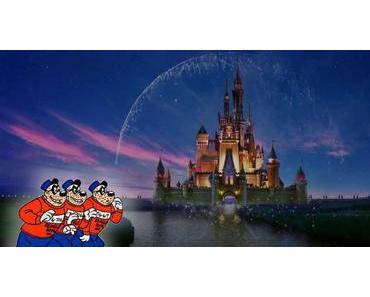 Erpressung auch bei den Disney Studios