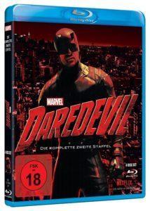 Gewinnt 1x die Blu-ray zur Marvel/Netflix-Serie DAREDEVIL Staffel 2