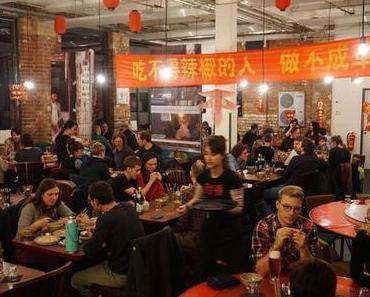 Chinabrenner, Leipzig & Feine Sichuan Küche, Wien