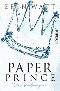 [Rezension] Paper Prince (Paper-Trilogie #2) || Erin Watt