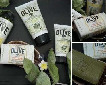 [Beauty] Aus dem Olivenhain auf Kreta…Neues von KORRES!
