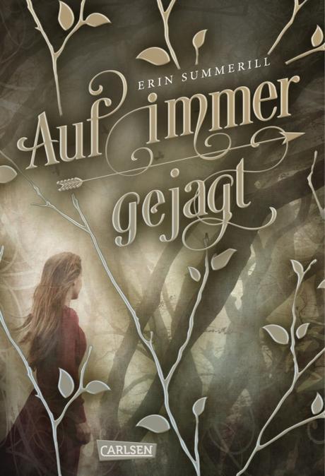 (Rezension) Auf immer gejagt - Erin Summerill