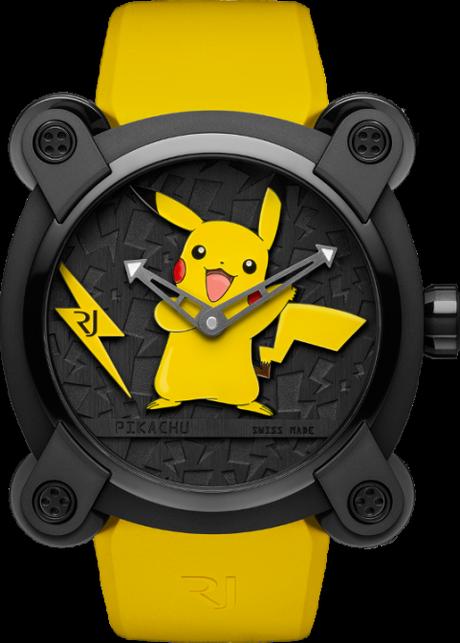 Pokémon Designeruhr für knapp 232.000 Euro!