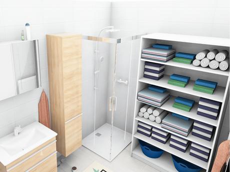 Wellness statt Wickeltisch – Badezimmer planen