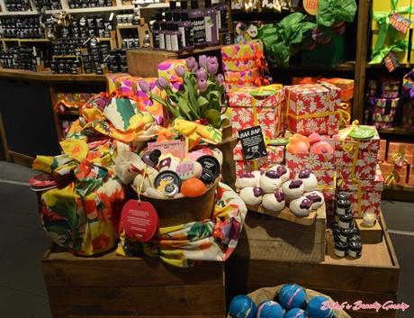 [Event] – LUSH Maskenparty: