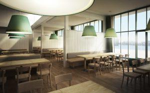 Strandcafé an der Alten Donau eröffnet wieder