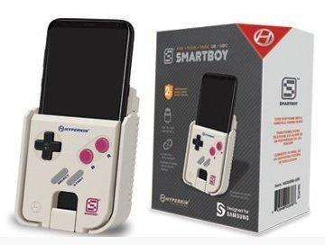 """Samsung lizensiert """"SmartBoy"""" für Android Smartphones"""