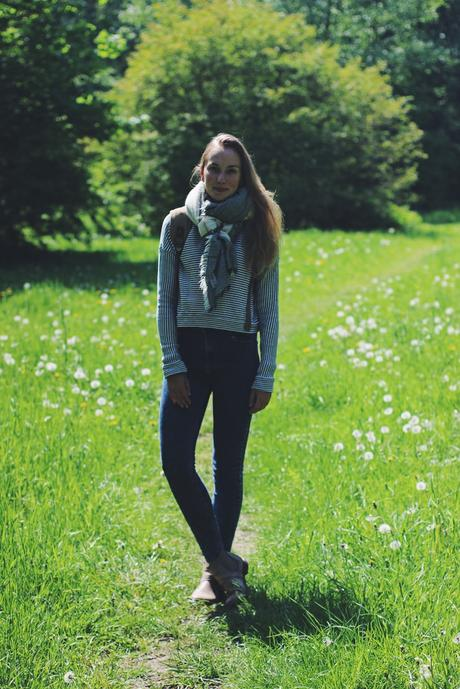 OOTD: Summer in Germany + Joy!