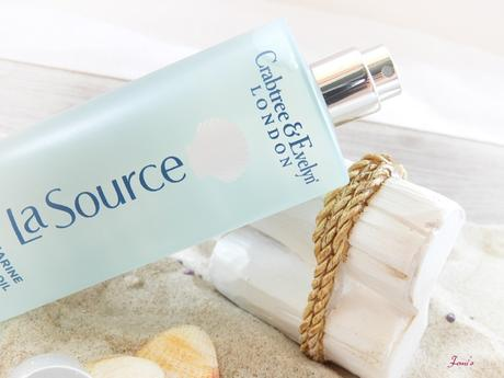 Crabtree & Evelyn London - LA SOURCE - Nourishing Oil / Miracle Moisturising Hand Scrub / Refreshing Body Mist / Massage Seife