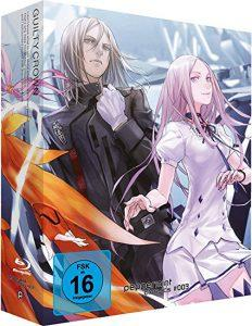 Review zu Guilty Crown Gesamtbox als Blu-ray