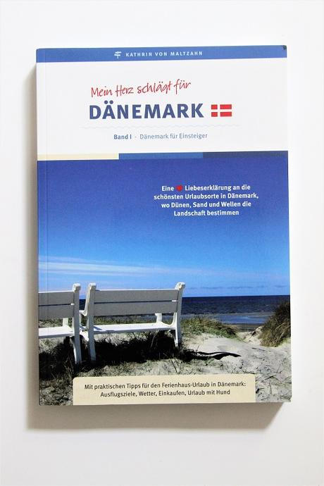 Für Unterwegs // Für alle die Dänemark lieben: die Reiseführer-Trilogie Mein Herz schlägt für Dänemark