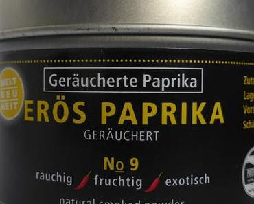 Puszta Peppers - Smoked Erös Paprika No. 9