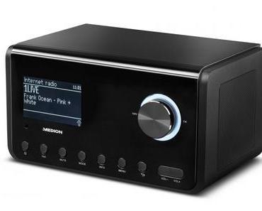 ALDI bringt Internetradio Medion P85105 für 79,95 Euro