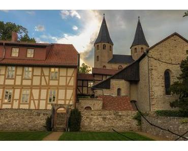 Pilgern auf dem Harzer Klosterwanderweg – Das Kloster Drübeck