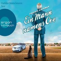 Rezension: Ein Mann namens Ove - Fredrik Backman