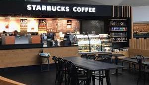 Starbucks eröffnet