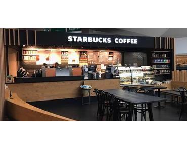 Starbucks Nr. 3 eröffnet