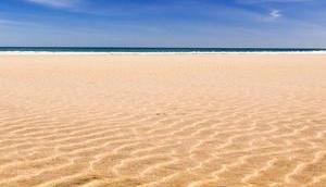"""Southwester"" Sand nach Mallorca"