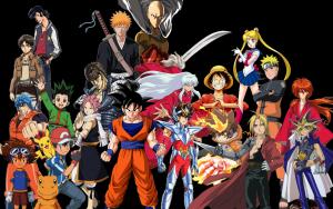 Helden-Anime Japan