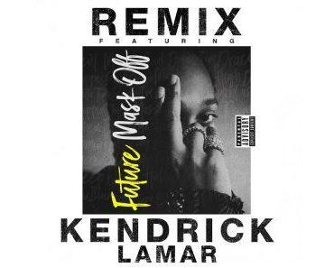 """Kendrick Lamar taucht auf einem Remix von """"Future – Mask Off"""" auf!"""