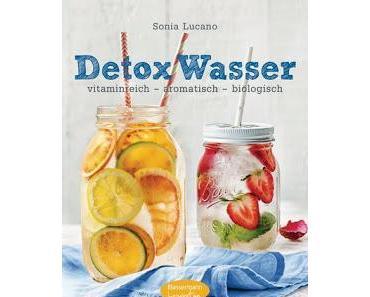 Rezension - Detox Wasser von Sonia Lucano