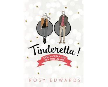 Rezension - Tinderella von Rosy Edwards