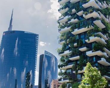 Milano Porta Nuova – Moderne Architektur mit Begrünung