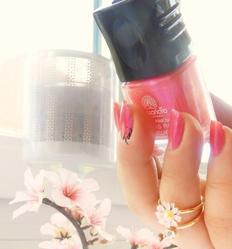 Alessandro Fashion Colour's Nail Polish  by Thomas Rath - Heidis Pink / Victorias Brown / Christys Red  Limited Edition