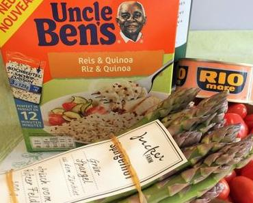 Kochen mit Reis: Gesund, gut und sommerlich frisch!