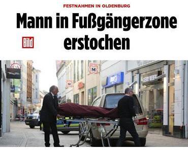 Oldenburg: Mann ermordet, weil er die Vorschriften zu Ramadan nicht befolgte