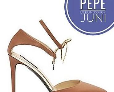 """Patrizia Pepe"" mein LieblingsShop im Juni"