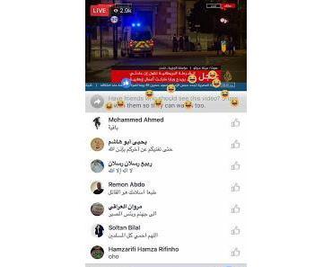 Muslime reagieren auf Terror in London - laut Spiegel hat sich M. Lieberberg dafür zu entschuldigen