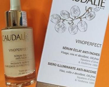 Caudalie - Vinoperfect Serum Eclat + Barilla Pasta und Sauce Testpaket :)
