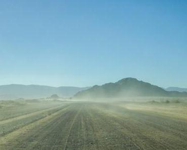 Von Sesriem nach Swakopmund (Tag 14)