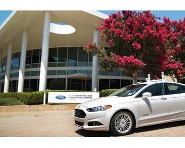 Ford könnte Ridesharing Dienst starten