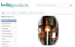 Balticproducts.eu in neuem Look & Feel