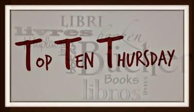 Top Ten Thursday #32