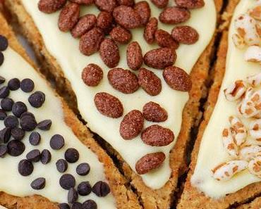 Bunte Cookie-Pizza mit Knusper-Topping [Ich mach' mir die Welt Widdewidde wie sie mir gefällt!]