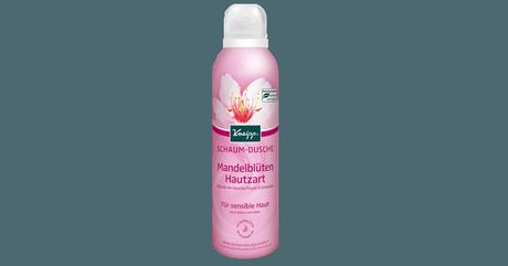 Kneipp Schaumdusche Mandelblüten Hautzart