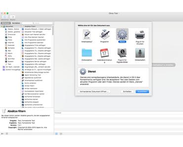 Wie kann man im Mac OS X den Path von Dateien und Ordnern leicht ins Clipboard kopieren?