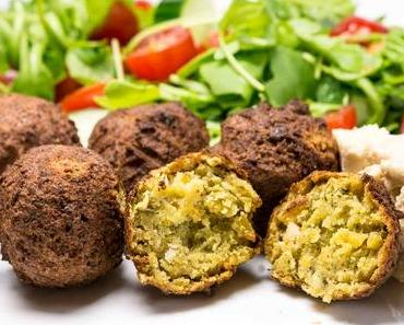 Internationaler Falafel-Tag – International Falafel Day