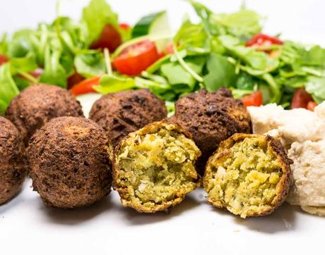 Kuriose Feiertage - 12. Juni - International Falafel Day 2017 Sven Giese