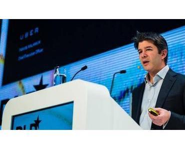 Uber-Skandal erreicht die Firmenspitze