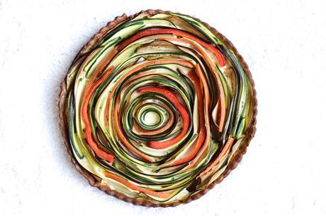 [Rezept] Low Carb Gemüse Quiche