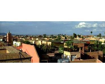 Marrakesch Teil 4 * Die Karawane zieht weiter – vom Hotel ins Riad