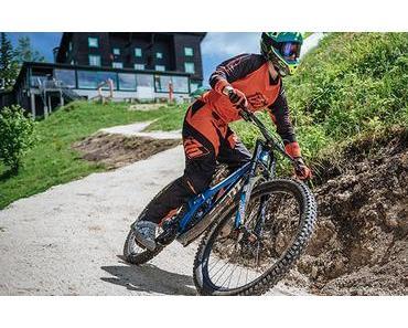 """""""BikeAlps"""" – Mountainbike Downhill-Trails auf der Bürgeralpe"""