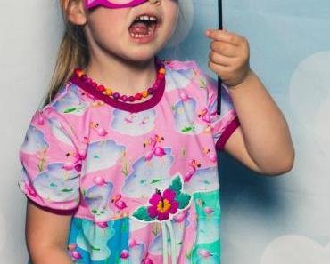 Flamingo Party zum Kindergeburtstag – und die Erkenntnis dass Perfekt manchmal nicht geht
