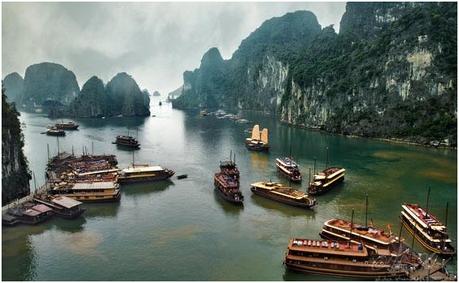 Wie können die ausländischen Touristen in Vietnam kostenlos reisen?